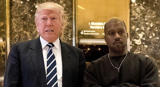 Trump et Kanye West