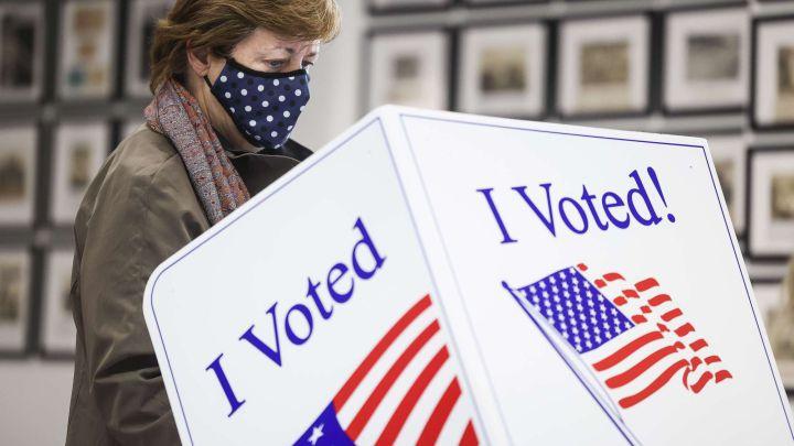 élection présidentielle US