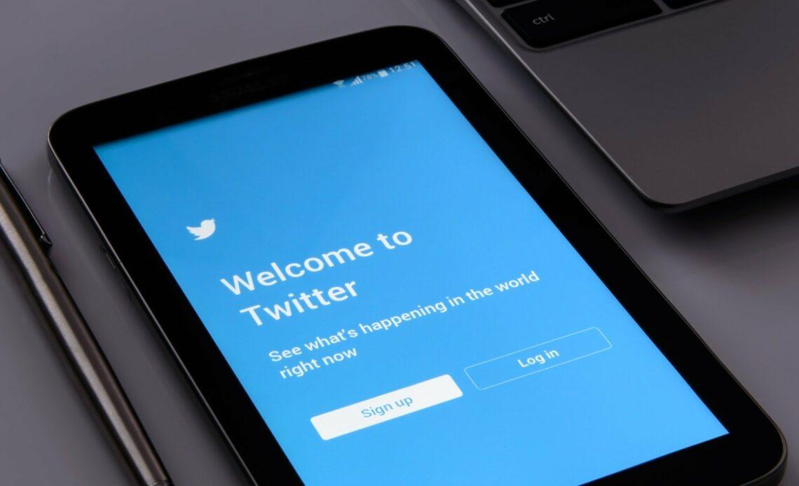 Réseau social Twitter