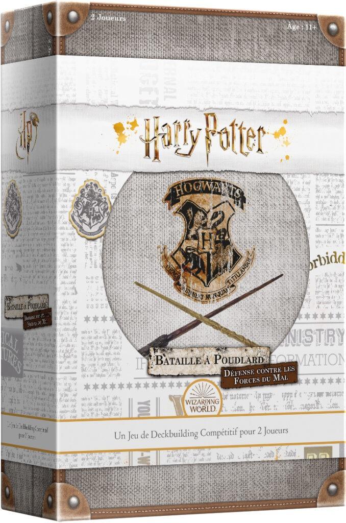 BOX Harry Potter texte