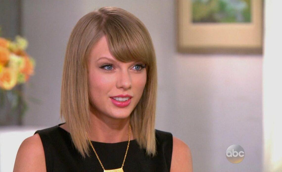 Taylor Swift sort un nouvel album