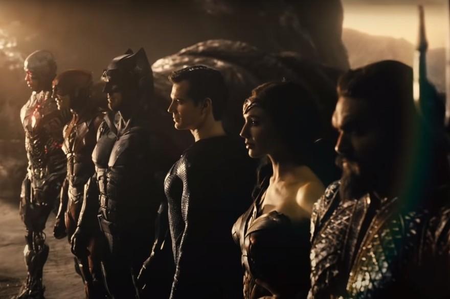 Le film de Zack Snyder pourrait être classé R — Justice League