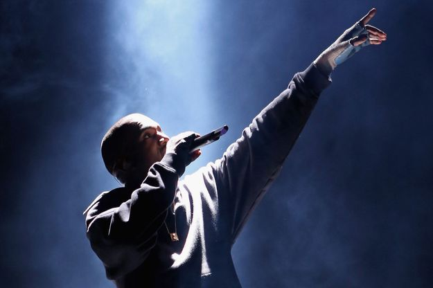 Kanye West Netflix docu