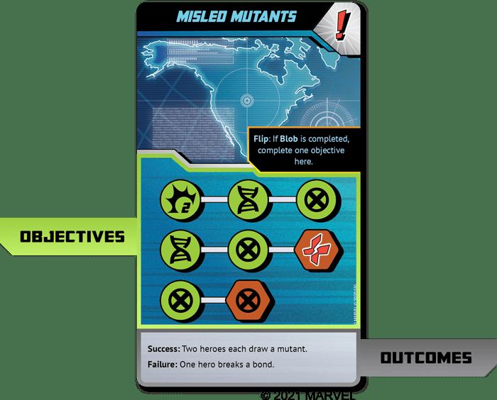 X-Men Objectif