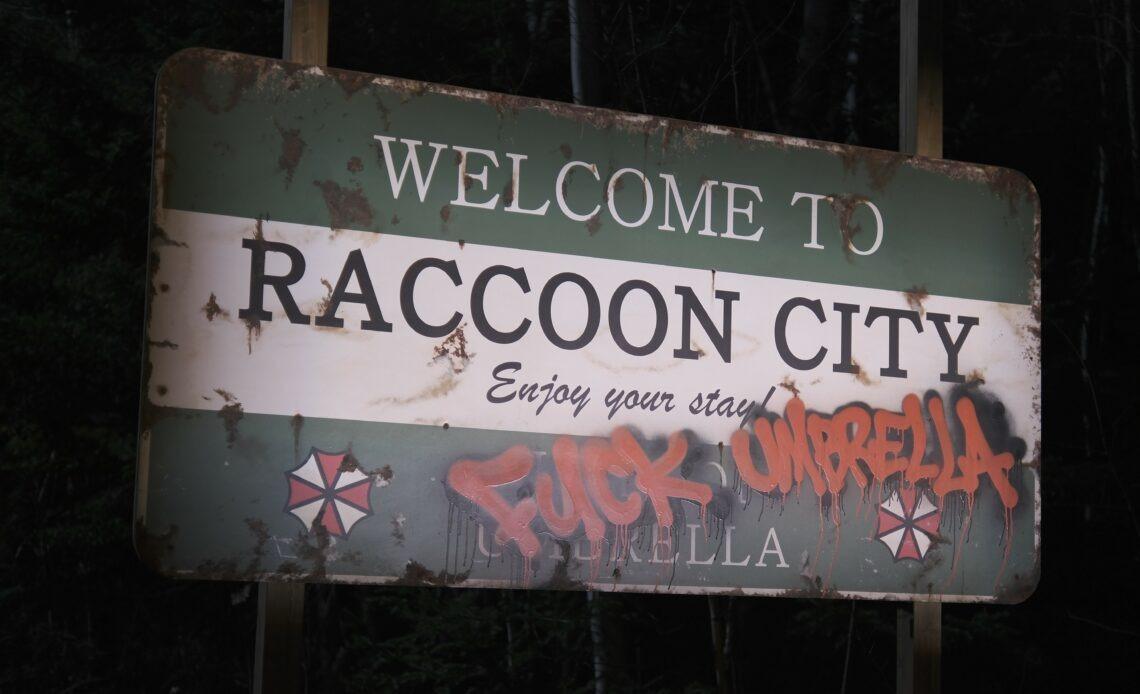 Resident Evil Bienvenue à Raccoon City