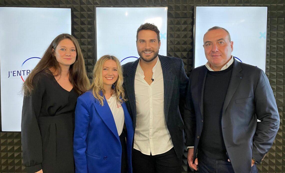 J'ENTREPRENDS ! #4 avec Victoria Bourgin, Gilles Attaf et Mégane Simon