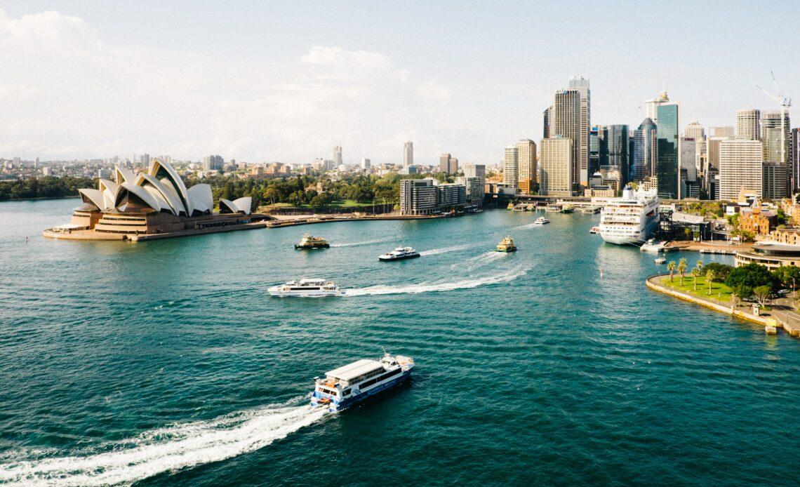 Sydney déconfinement